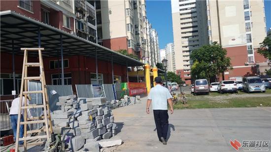 洪山区东方雅园幼儿园违建仍未整改