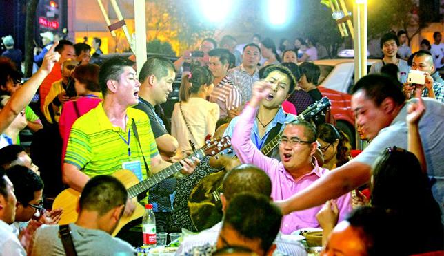吉庆民俗街的3张名片