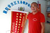 汉江救护勇士:救人是等着我去做的事