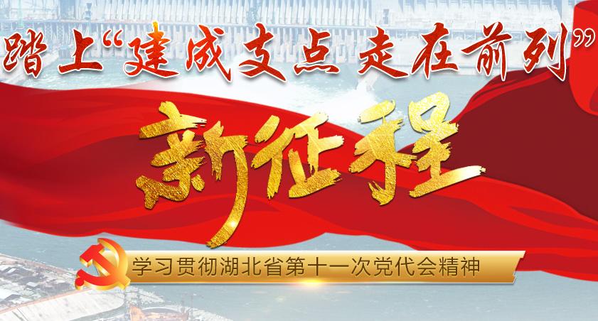 学习贯彻湖北省第十一次党代会精神