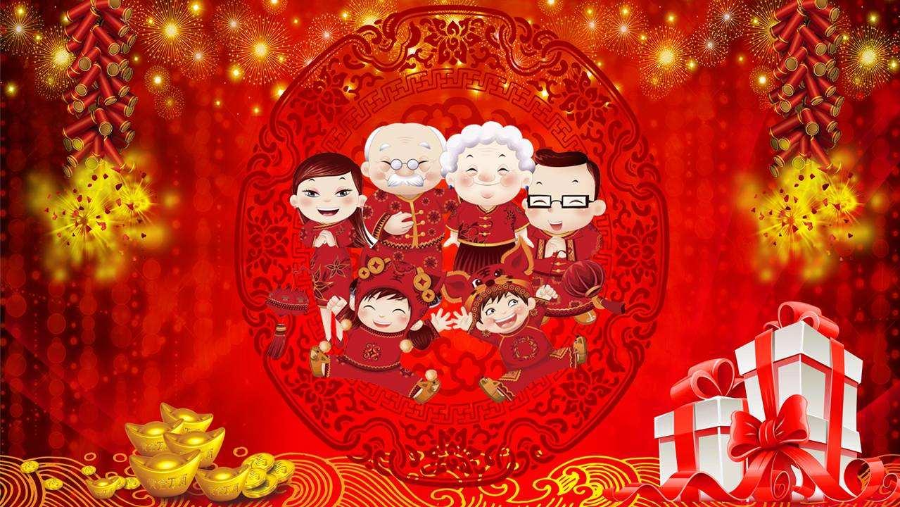 春节是平凡生活的一抹亮色