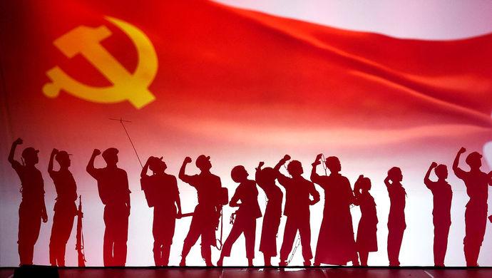 """党的领导为改革开放""""举旗定向"""""""