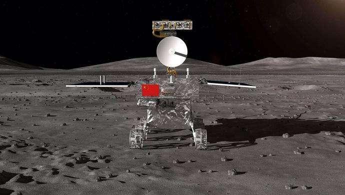 """""""嫦娥""""终能""""抵月""""彰显中国实力"""
