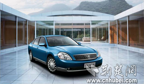 nissan全新高级豪华轿车的非凡特质.天籁,是东风汽车有限公高清图片