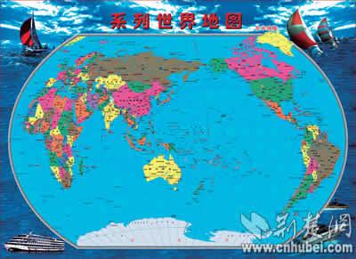 武汉专家挑战传统世界地图 用纬线分割地球仪