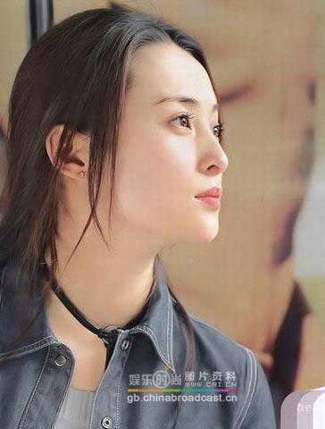 中国十大城市美女排行榜图 竖
