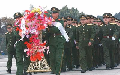 [专题报道] 经典红安--共产党员心中的圣地(二)