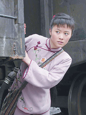 农村姑娘素颜照