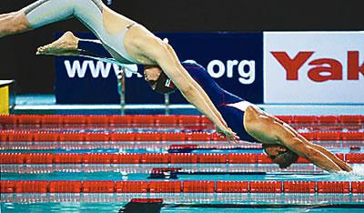 运动员参加本次比赛,这也是中国队参加历届短池游泳世锦赛派出人数最
