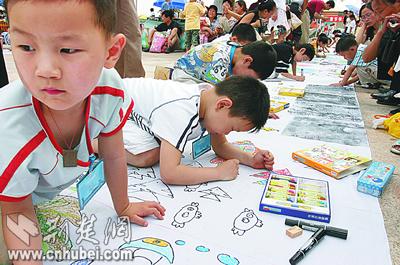 快乐儿童节 梦想在飞扬