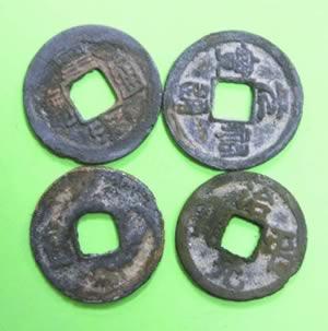 12个铜钱穿法图解步骤