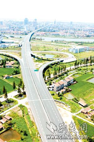 速、襄荆高速、樊魏高速、宜长高速、武汉绕城高速、襄荆连接线高速