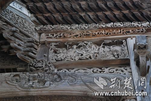 中国木雕建筑艺术的宝库