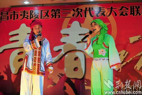 宜昌市夷陵区 舞动青春旋律 放飞梦想图片