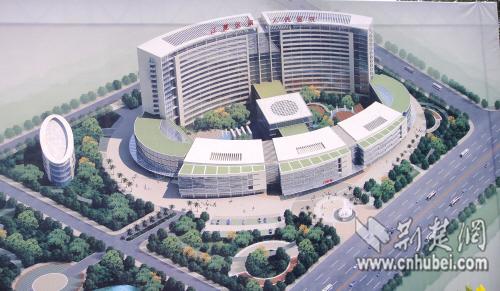 武汉市江夏区第一人民医院整体迁建工程开工-