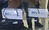 湖北首批艾滋病尿液检测自助柜员机投放9所高校