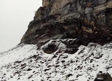 今日立冬节气 湖北神农架迎来降雪