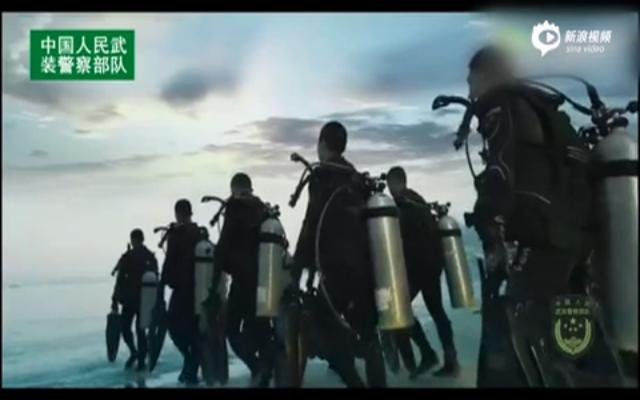 中国武警2016年征兵宣传片