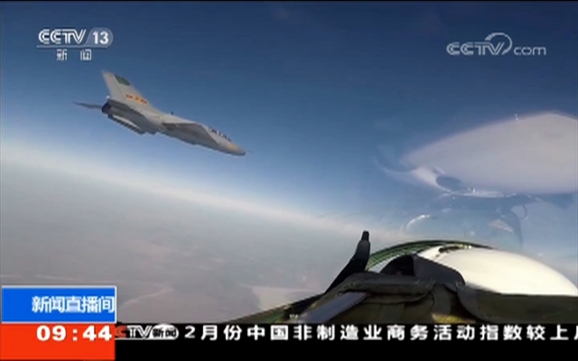 空军 飞行教官作战训练 挑战飞行极限