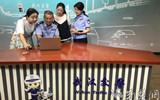 """湖北政务微信先锋榜:为百万车主保驾护航的""""武汉交警"""""""