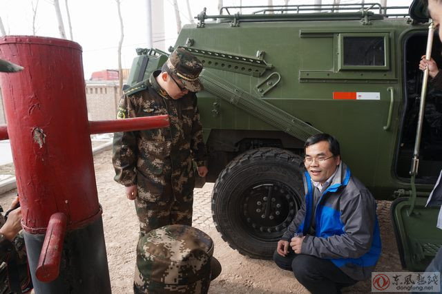 中国军车第一品牌实现全面转型升级 从发动机到螺丝钉全部国产化