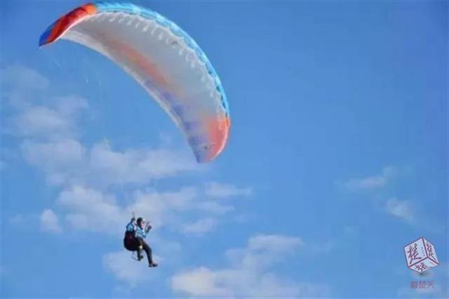 荆门打造滑翔基地 圣境山入选滑翔伞国家队备战亚运会集训点