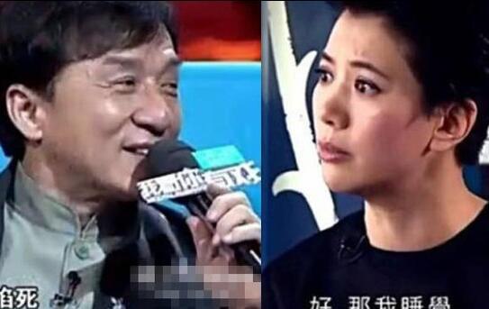 揭袁咏仪得罪成龙背后