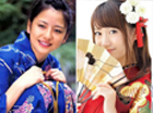 这些日本女星穿和服超美