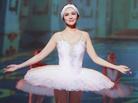 55岁关之琳跳芭蕾