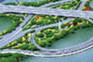 武汉南三环升级改造:野芷湖立交将变8匝道(图)