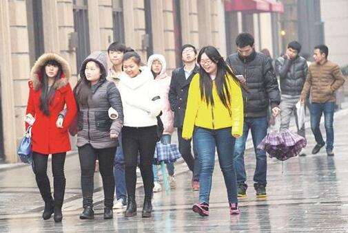 -3.6℃!武汉昨最冷 今起三天湖北全省冰点徘徊