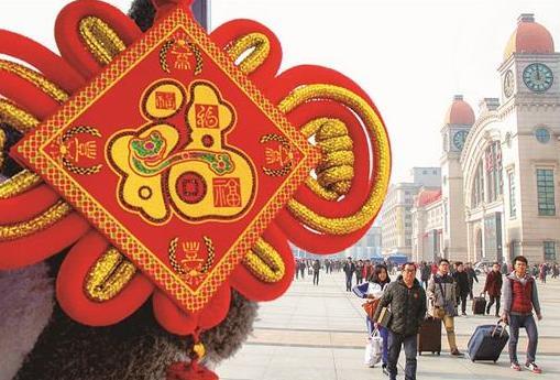 春节期间多处施工道路禁行 交警预计今日拥堵最严重