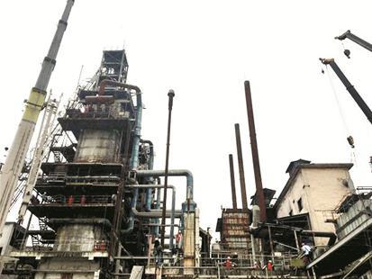 宜昌20家沿江化工企业今年关停 投资2.5亿元的工厂开拆