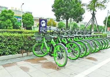 共享电单车悄然现身武汉 押金299元每小时收费2-3元