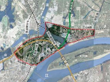 长江新城面向全球征集规划 10个方案入围