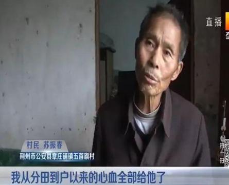 """田里挖出""""天价金龟"""",荆州老农被骗五万五!"""