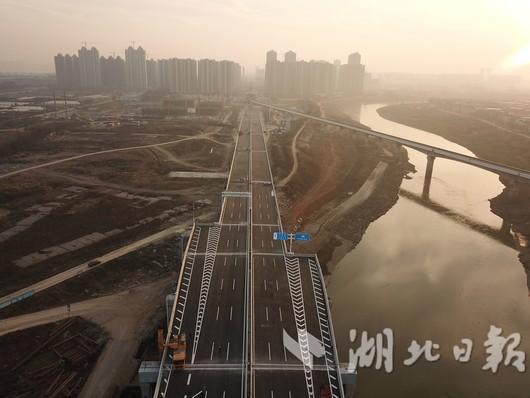 又一波好消息!武汉五大重点道路今日联袂通车