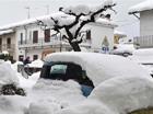 意大利中部地震引发雪崩