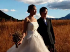 该村60年来办第一场婚礼