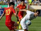 中国队0-1不敌伊朗队