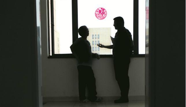 江城最大艾滋病诊区