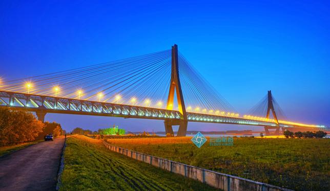 铜陵长江公铁大桥