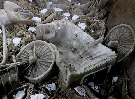 这是2400年前的国君用车