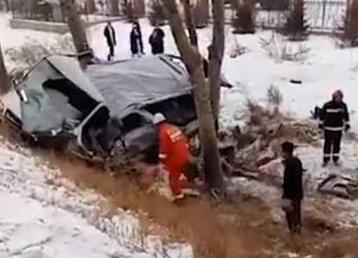 女大学生遇车祸 4死5伤