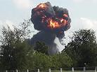 泰国军机表演时坠毁