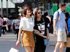 北京迎66年来4月最热一天