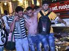 意大利踩踏事件约600伤