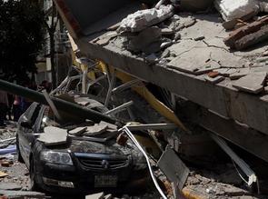 墨西哥中部7.1级地震