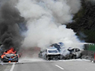 广东多车相撞致6死16伤