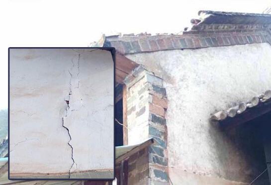 云南漾濞发生5.1级地震